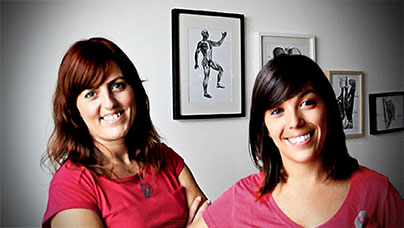 Alejandra Viera - Miriam Perera